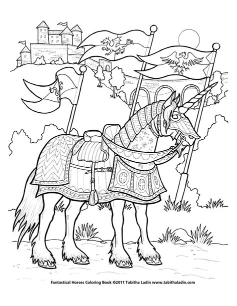 battle coloring pages battle unicorn coloring page by tablynn on deviantart