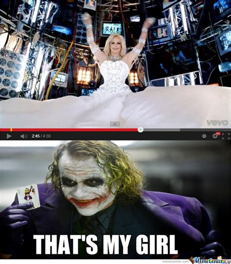 Britney Meme - britney spears with a big smile by recyclebin meme center