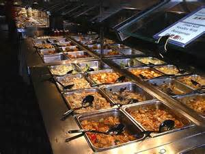the buffet food 171 contented infidels