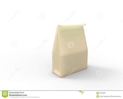 Simple Paper Bag - simple paper bag stock illustration image 70679928