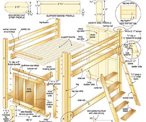 futon blueprint wood 201209