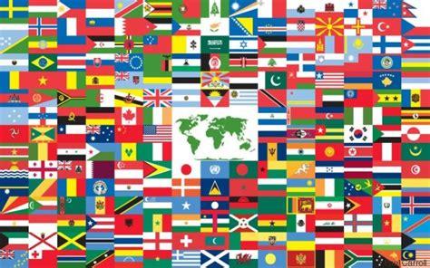 flags of the world to draw photos si la terre avait son drapeau il ressemblerait