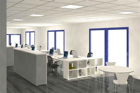 Office Room Design by Modern Office Interior Design