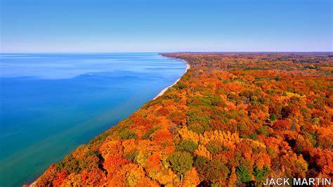 of michigan colors michigan autumn colors lake michigan dreams
