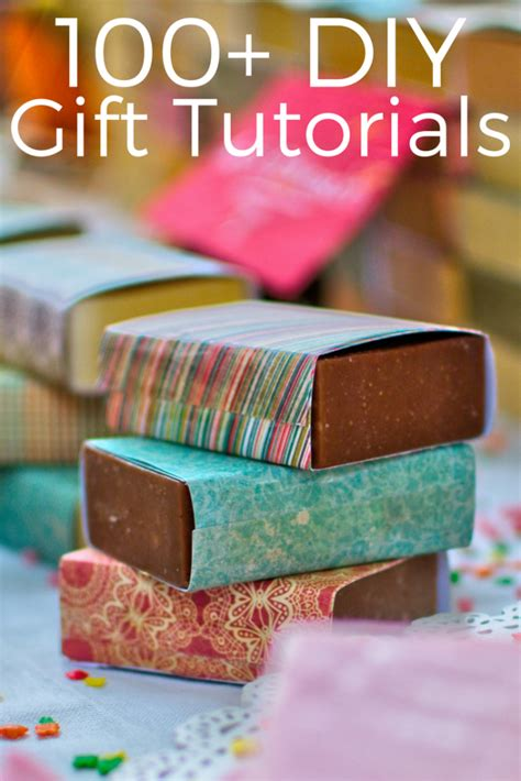 Handmade Gifts Tutorials - archives slap dash