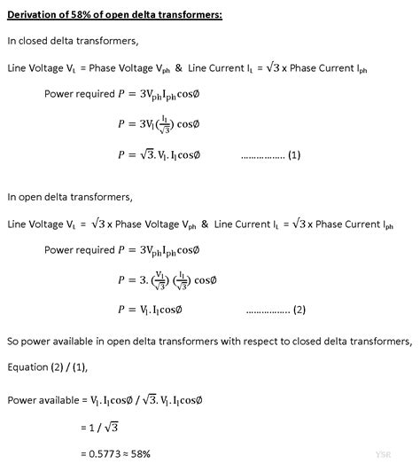 capacitor bank calculation for transformer electrical instrumentation design