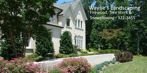 wayne s landscaping posts