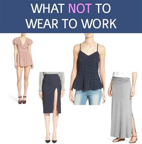 In Shoes What Not To Wear On Your On by What Not To Wear To Work Corporette