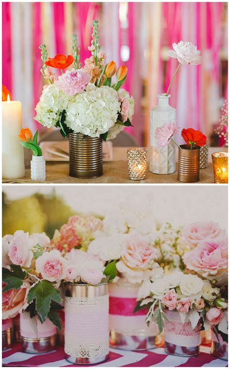tin can wedding diy ideas oh lovely day oh lovely day