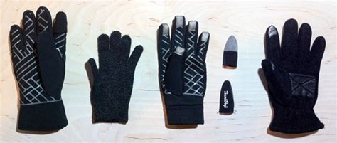 layout gloves review capacitive touchscreen glove review showdown 5 gloves put