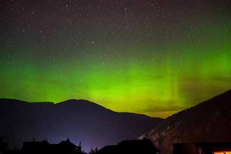 where are the northern lights visible are the northern lights visible in big sky explore big sky