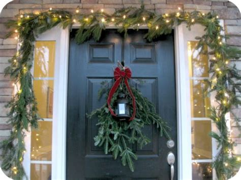 garland christmas lights outdoor  fancy decorative