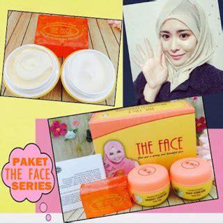 Paket Pemutih Wajah Bpom The Series Original laa rayba shop the paket pemutih wajah ber bpom