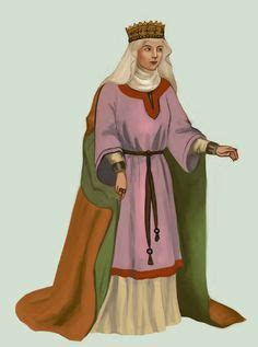 anglo saxons hair stiels britain late anglo saxon 700 1066 anglo saxon lady of