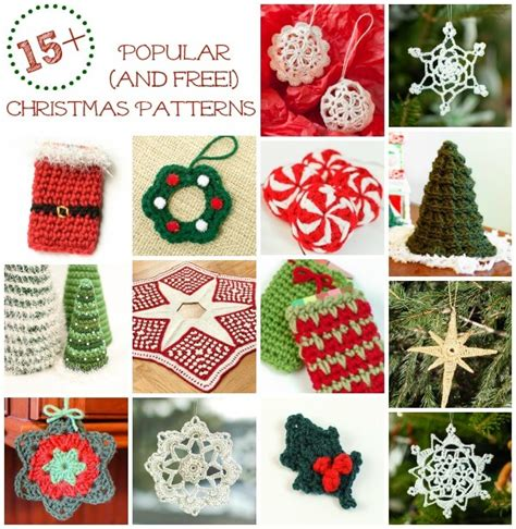 free crochet patterns easy christmas gifts free crochet patterns ornaments decor gifts snowflakes
