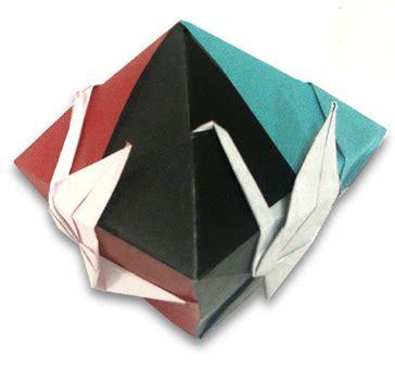 Origami Club Crane - 折り紙 つるの両三角錐