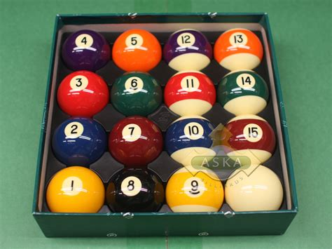 Meja Billiard Fullset aramith pool billiard balls complete set