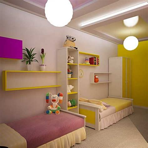 kids room decorating ideas for young boy and sharing