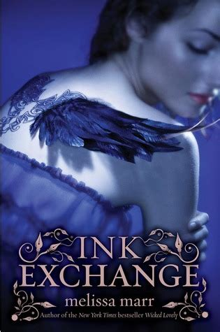 is lovelier books ink exchange lovely 2 by marr reviews