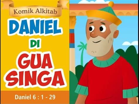 Why Komik Gua daniel di gua singa slide komik alkitab anak