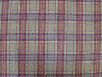 mauve curtains sale curtain fabric highland wool tartan mauve natural rose