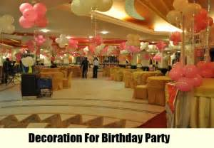how to decorate for a birthday party at home special surprise birthday ideas for him how to surprise