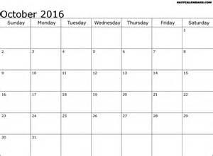Blank October Calendar Search Results For October Calendar Printable 2015