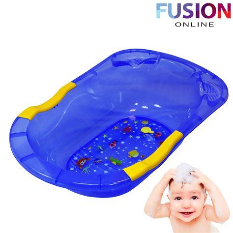 large toddler bathtub jumbo x large baby bath tub plastic washing time big