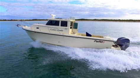 saltwater fishing boats used 2016 used parker 3420 xld saltwater fishing boat for sale