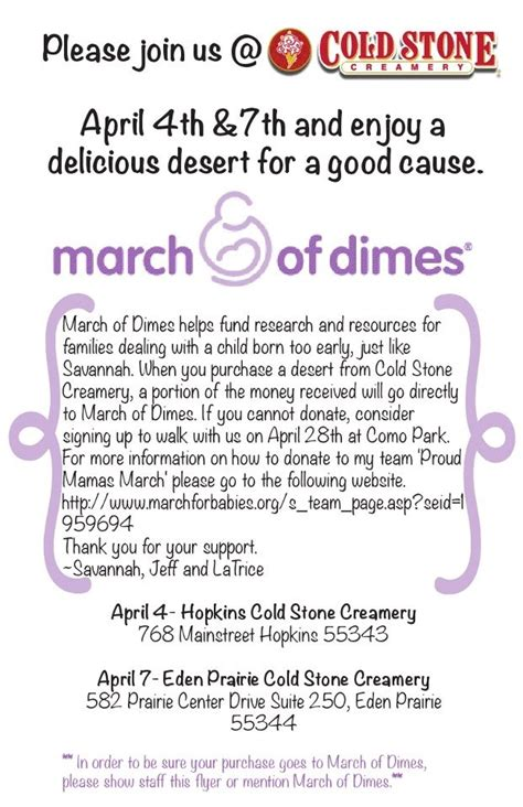 Donation Letter For March Of Dimes 17 best images about walk on scripture quotes