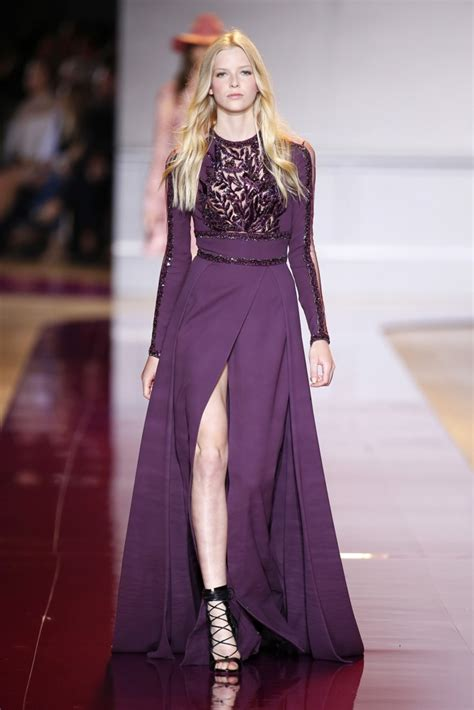 Fashion Week Fall 07 Where Was The In Roi Second City Style Fashion by Bn Bridal Zuhair Murad At Fashion Week Haute