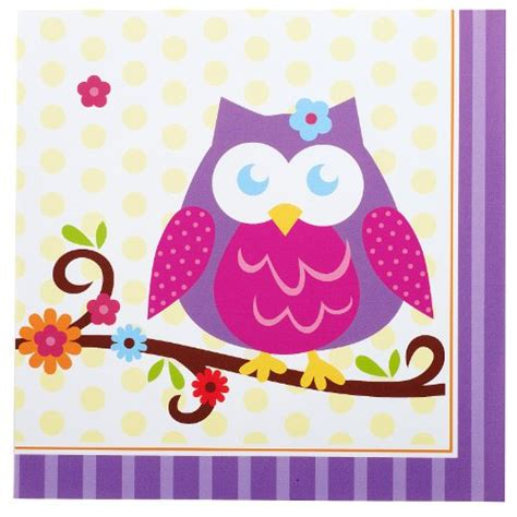 owl baby shower plates and napkins cheap baby shower napkins owl blossom lunch napkins 16
