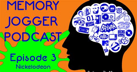 Divashop Podcast Episode 3 4 by Memory Jogger Podcast Episode 3 Nickelodeon Rediscover