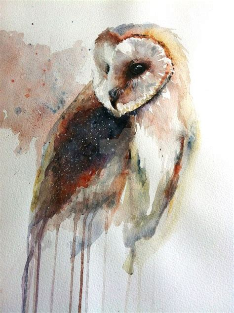 water color owl best 25 owl watercolor ideas on watercolor