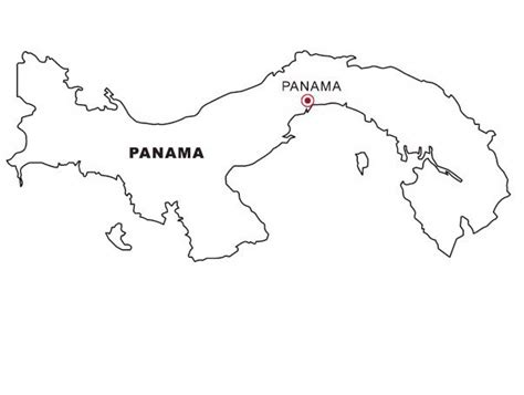 Panama Coloring Pages Free Coloring Pages Of Flag Of Panama by Panama Coloring Pages