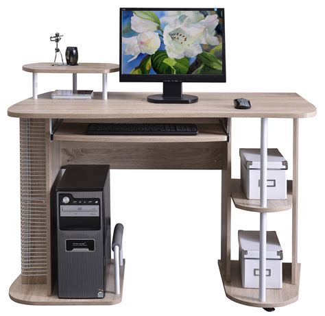sixbros computer desk workstation work table different colors s 104 ebay