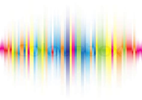 the beautiful gradient color line background stock