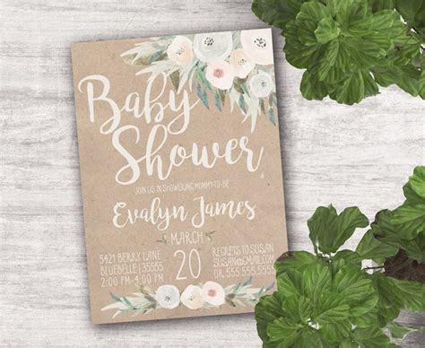 Rustic Baby Shower Theme by Rustic Baby Shower Decorations Home Design Ideas
