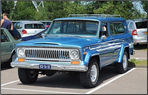 jeep cherokee chief blue 1976 jeep cherokee chief jeep thing pinterest the o