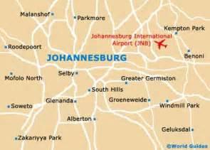 Johannesburg South Africa Map by Johannesburg Maps And Orientation Johannesburg Gauteng