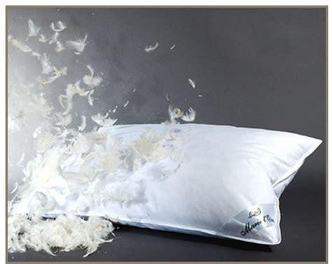 oreillers en plumes comment bien choisir oreiller nos conseils le fil