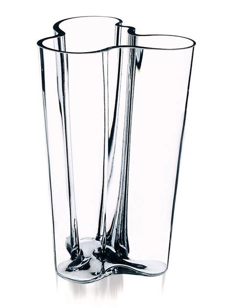 Iittala Vases by Iittala Aalto Finlandia Vase 9 75 Quot Clear