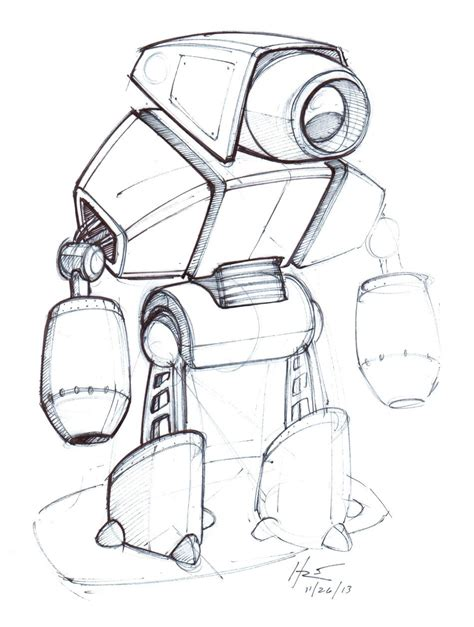 Drawing Robot by Robot Concept Sketch Search Robot