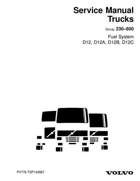 calam 233 o volvo fuel system d12 d12a d12b d12c