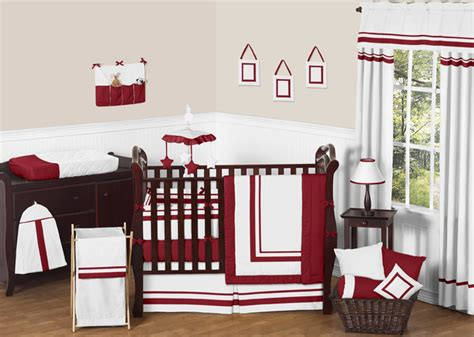 Crib Bedding Discount by Sweet Jojo Designs Modern And White Discount Boy