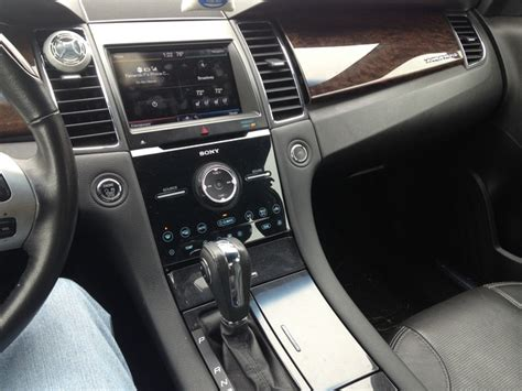 2013 Ford Taurus Limited Interior by 2013 Ford Taurus Pictures Cargurus