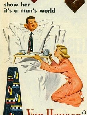 having sexist in bed man and woman 15 sexist vintage ads that are totally yuck vintage ads