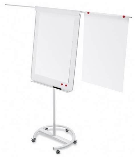 flip chart 70x100cm magnetoplan 12269f14 mobile flip chart board 70x100cm w 2