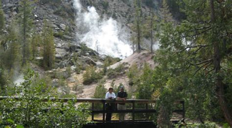 Devils Kitchen Trail by Hiking The Devils Kitchen Trail Lassen Volcanic National