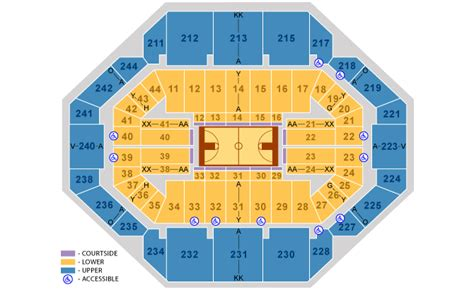 seating chart rupp arena rupp arena seating chart rupp arena seating chart